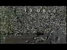 1972 Munich Olympic 5000m Final. Still wish he could have won it.