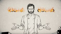 Open titles design for the TV Show Hell's Kitchen Italia. Tv In Kitchen, Hells Kitchen, Illustrations, Creative, Design, Art, Italia, Art Background, Illustration