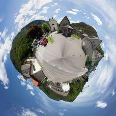 #Gußwerk im #Mariazellerland als Little Planet