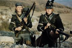 Another favourite of mine, taken by Assumpta Serna at Baidar during Sharpe's Rifles 1992. Description from riflemanharris.co.uk. I searched for this on bing.com/images