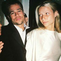 Brad Pitt & Gwyneth Paltrow