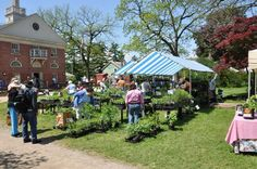 Landis Valley Museum Herb & Garden Faire May 10-11, 2013.  Educational and fun!