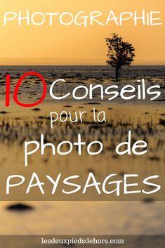 Vous recherchez des astuces pour réussir vos photos de paysage en voyage ? en vacances ? en week-end ? Je vous livre mes 10 meilleures astuces pour améliorer vos photographie de paysage ! Composition, réflexion, utilisation de filtre, etc. tout est là. #photo #photographie #voyage #voyager #filtres #composition