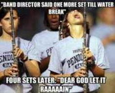 They must be part of our band.