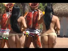 Nudis Tribes Of Brazil Xingu - YouTube check out the head dress looks very familiar from egyptian carvings on walls of foreign invaders