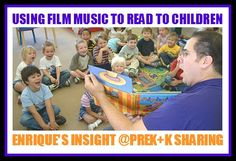 THEATRICAL Reading? Use film score as a backdrop to your class read alouds. {Sulia article with links}