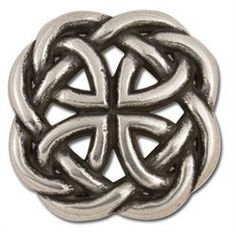 Celtic Round Embellishment for Flip Flops - By Sustainable Sandals