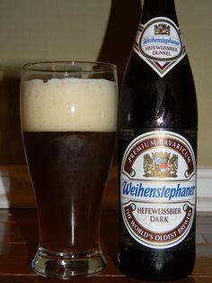Beer Review - Weihenstephaner Weissbier Dark