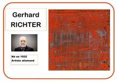 Ma petite maternelle: Gerhard Richter