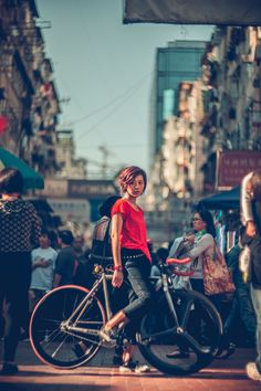 Hong Kong Fixed Gear | Shared from http://hikebike.net