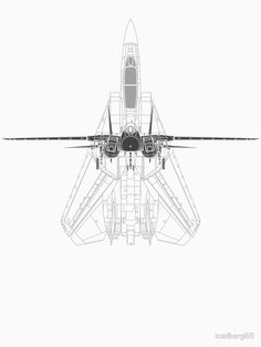 f 14 tomcat top view - Google Search