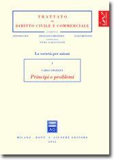 La società per azioni. I, Principi e problemi / Carlo Angelici