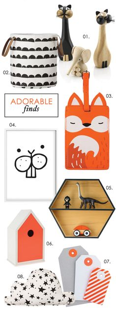 Adorable Finds for the Kids