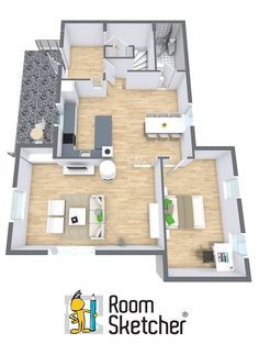 Property Developers - Help your customers visualize their floor plan options with Live 3D Floor Plans from RoomSketcher - http://www.roomsketcher.com/floorplans-en001/ #propertymarketing #propertydevelopment  #apartmentprojects