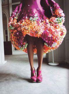 vestidos de tulipan - Buscar con Google