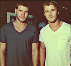 Hemsworth Boys.
