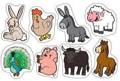 Animales de la granja   Editorial Septiembre
