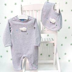 Girls' Clothing (newborn-5t) Baby Girls Babygrows Albetta Clothing, Shoes & Accessories 3-6 Months New