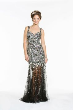 2014 Prom Dresses CL1271  Bella Illusion