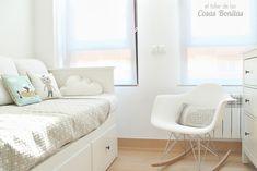 Habitación infantil para bebé recién nacido | baby room | Nursery room | Eames chair