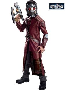 Deluxe Star Lord Costume | Wholesale Guardian of the Galaxy Costumes for Boys