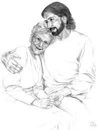 drawing of jesus - Google Search