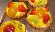 Cas, Czech Recipes, Christmas Sweets, Desert Recipes, Fruit Salad, Deserts, Good Food, Goodies, Food And Drink