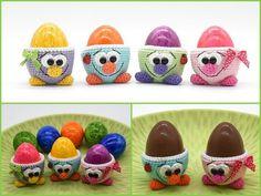 Die 13 Besten Bilder Von Eierwärmer Häkeln Egg Cups Crochet Egg