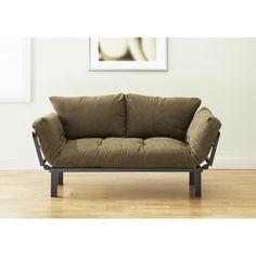 Found it at Wayfair - Spacely Convertible Futon Lounger