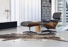 Lounge Stoel Kind : Best eames lounge chair images couches furniture