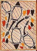 Aborigine xray art