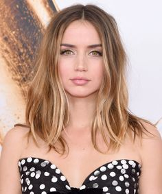 Ana de Armas Inspired the Hair Color Change I Needed in My Life from InStyle.com