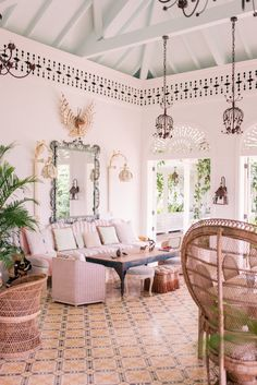 Gal Meets Glam Spaces & Places I Love
