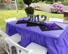 Graduation - Party Planning - Party Ideas - Cute Food - Holiday Ideas -Tablescapes - Special Occasions And Events - Party Pinching