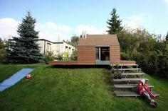 Blockhaus Gartenhaus-für Kinder-zum Spielen