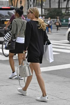 Olivia Palermo Out In New York - September 06 878be76e1140