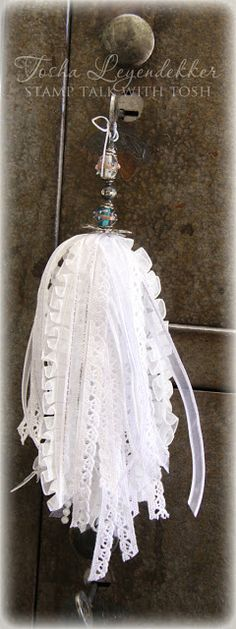 Really Reasonable Ribbons Ramblings!: Really Reasonable Ribbon Tassel Tutorial