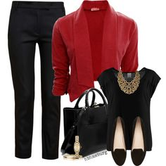 No. 520 - At the office by hbhamburg on Polyvore featuring polyvore, fashion, style, Vero Moda, Ann Demeulemeester, Witchery, Zara and Marc by Marc Jacobs