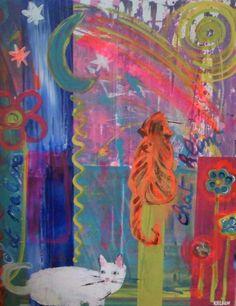 ♞ Artful Animals ♞ bird, dog, cat, fish, bunny and animal paintings - Les chats | Henri Matisse