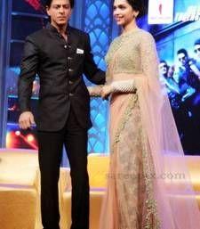 0c813a0b1e Buy Deepika Padukone Pink Fancy Designer Stylish Saree deepika-padukone-saree  online Deepika Padukone