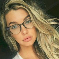 81f287621f08a Spectacle Classic Women Round Eyeglasses Frame Brand Designer Fashion Men  Nail Decoration Optical Glasses Reading Glasses