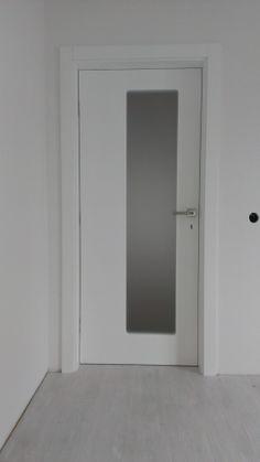 Drzwi wewnętrzne białe 2 Hallways, Mirror, Bathroom, Decoration, Furniture, Home Decor, Doors, Washroom, Decor