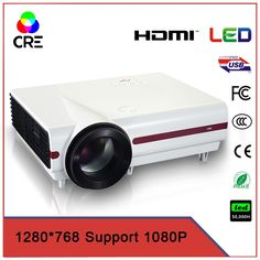 299.00$  Watch now - http://alisay.worldwells.pw/go.php?t=1000003158049 - HD Home Theater LCD LED Projector 3500lumen 1280*768 pixel 720p HDMI/ATV/AV/VGA/S terminal/USB/audio input White 299.00$