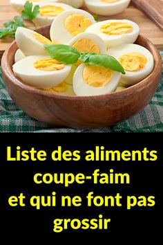 Une liste des aliments coupe-faim et qui ne font pas grossir ! To lose weight it is important to know which foods to avoid and which to choose. in order to help you, we present to you today some satisfying and non-fat foods: Diet Recipes, Healthy Recipes, Fat Foods, 300 Calories, Diets For Beginners, Foods To Avoid, Health And Nutrition, Meal Planning, Good Food