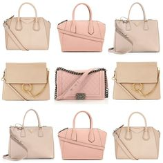 Check out these amazing blush pink and nude designer handbag dupes all sold  online and in well-known and loved high street stores. df633c1e2f107