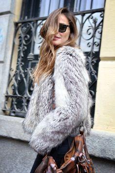 #furjacket #ladyaddict