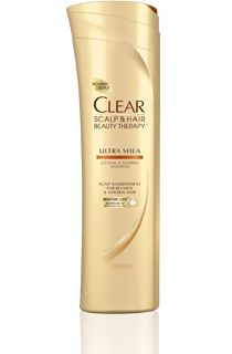 This is supposed to be formulated for ultra dry hair, which mine really isn't--but it works great for me, and I love it!!