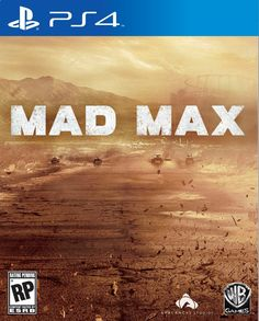 Mad Max: Video Games on PlayStation 4 #PS4 #Gaming