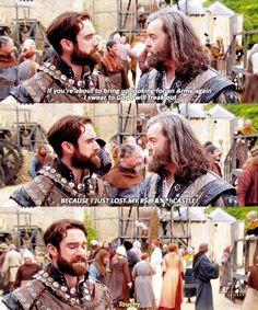 Galavant season2 - Galavant and King Richard