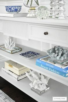 DECORATE MY HOME From StoneGable · Kick Off The Season With These Simple  Spring Styling Tips That Anyone Can Use! From